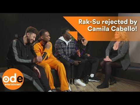 X Factor: Rak-Su rejected by Camila...