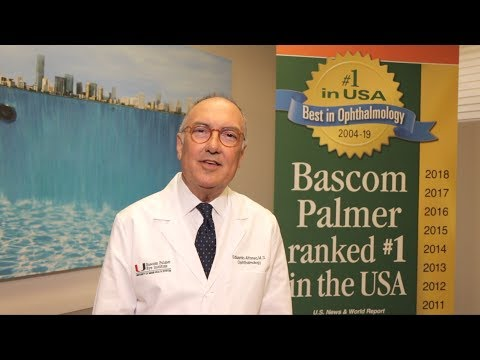 Bascom Palmer Ranked #1 Eye Hospital In The USA