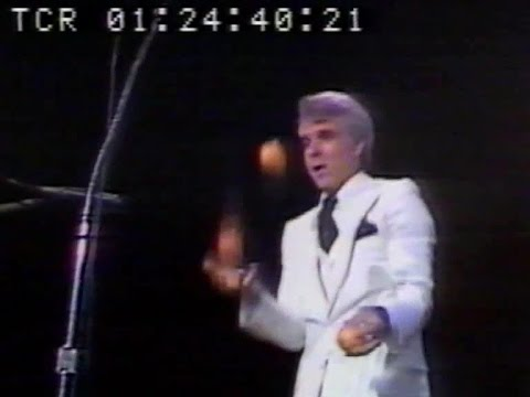 steve martin juggling JTV 11557
