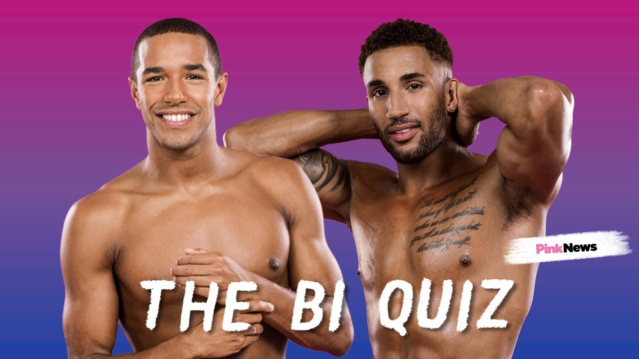 Bisexual quiz for guys
