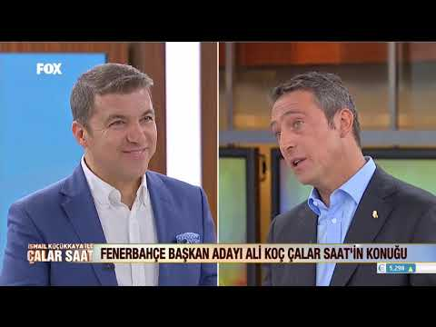 Ali Koç Fox Çalar Saat İzle 1 Haziran 2018 Part 3