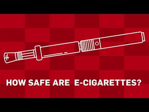 Are E-Cigarettes Safe? - Brit Lab