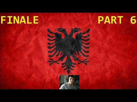 Let's play Supreme ruler Ultimate - Albanian Kingdom part 6 - FINALE!