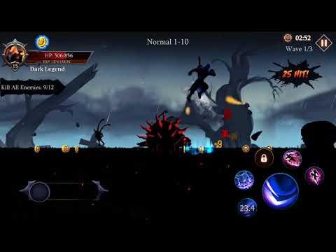 Trailer Dark Legend Shadow Fight