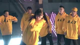 """这就是街舞 S2罗志祥修楼梯战队大跳""""香蕉舞"""""""