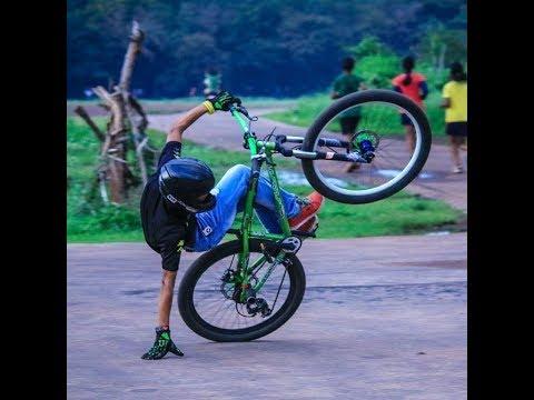 Best Mtb cycle stunts | INDIA