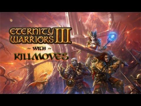 Eternity Warriors 3: How To Kill The Cyclops Boss (Warrior)