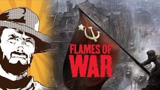 Обзор варгейма Flames of War