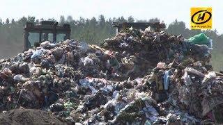 Раздельный сбор мусора и неудобные контейнеры