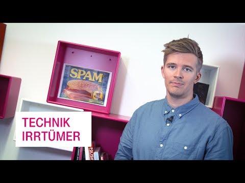 Social Media Post: Technik Irrtümer - Netzgeschichten