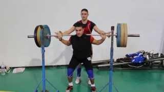 братья Исмаиловы Емин и Ельшад тяжёлая атлетика