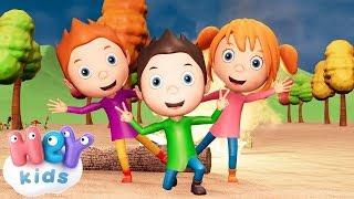 Fli Flai Flu - Canciones para niños | HeyKids - Canciones infantiles
