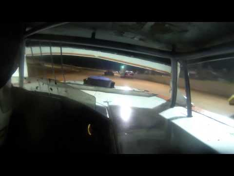 West Siloam Speedway 08-03-2013 01w In Car