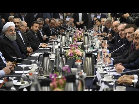 Rouhani in Paris: Big deals ahead as Iran and France put aside past (part 2)