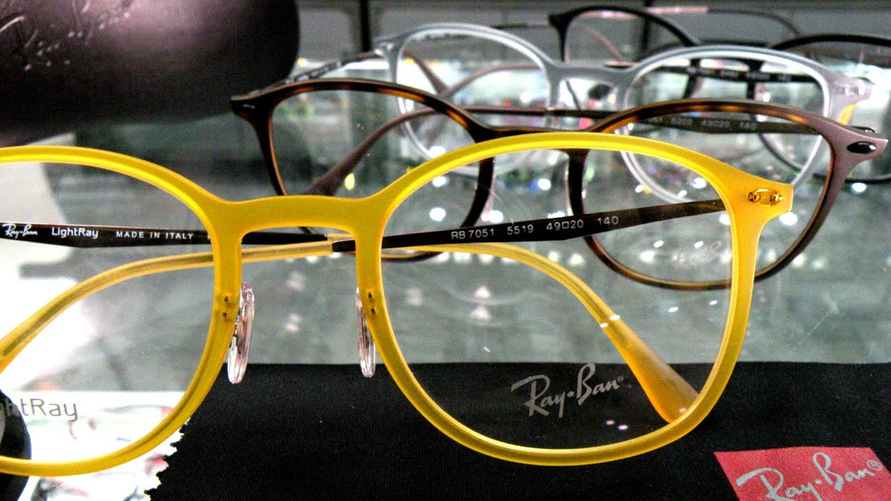ray ban rx rb 7051