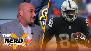 Jay Glazer weighs in on Amari Cooper trade and LeVeon Bell situation | NFL | THE HERD