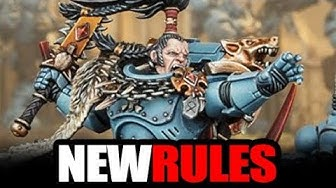 Ghazghkull & Ragnar 40k Rules Breakdown Episode 235