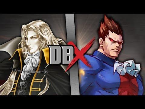 Alucard VS Dimitri (Castlevania VS Darkstalkers) | DBX