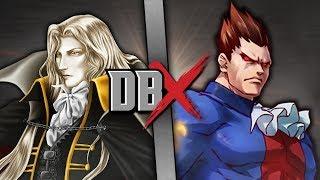 Alucard VS Dimitri (Castlevania VS Darkstalkers)   DBX