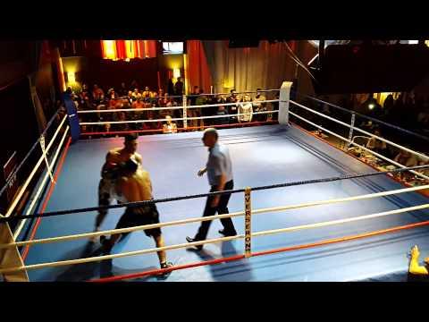 DJYONEL Jeudi 19 Mars 2015 Gala de Boxe au Dancefloor du Casino JOA de Montrond