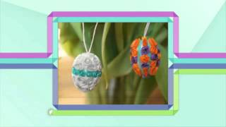 Paper Quilling Tutorial - Easter Egg Decorations
