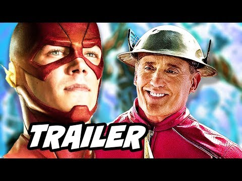 The Flash Season 3 Episode 2 Trailer...