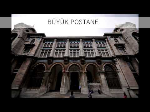 İSTANBUL GRAND POST OFFICE / BÜYÜK POSTANE [Eng Sub Available]