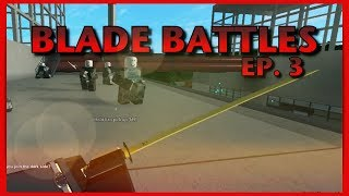 Blade Battles Ep. 3 (Fricketts' Game Night) - Roblox: Phantom Forces