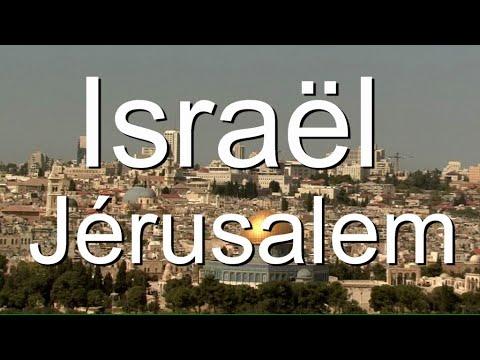 Israël Visite De Jérusalem LC VIDEO