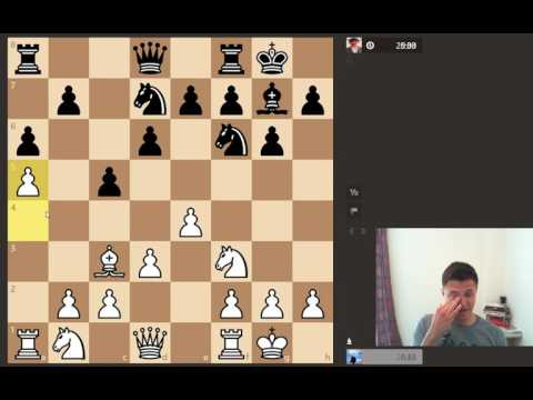 Sicilian Canal/Moscow attack w/White - Rapid Chess for GM Analysis #5