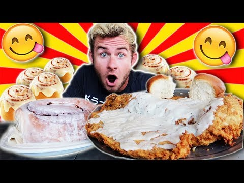The Ultimate Texas Cheat Meal! (14,000+ Calories)
