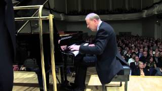 Mozart Piano concerto No. 15 in B-flat major K. 450 3rd movement Allegro / Kalle Randalu