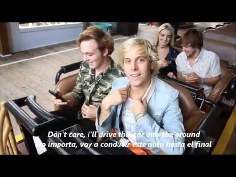 R5 - Nine Lives Lyrics (english/español)