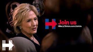 شاهد.. نجمات هوليوود يدعمن هيلاري كلينتون بانتخابات الرئاسة الأمريكية