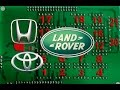 Relay DS150E (NEW VCI) Honda, Land Rover, Toyota