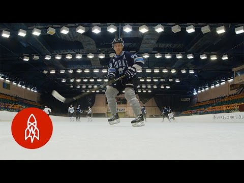 The Coolest Sport in the Desert: Playing Ice Hockey in Dubai