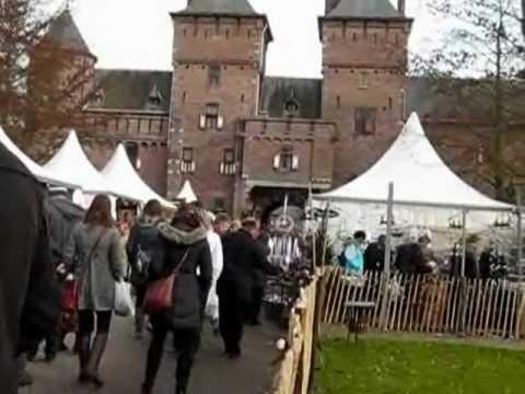 Kerst fair 2011 in kasteel de haar christmas fair 2011 for Kerstmarkt haarzuilen 2016