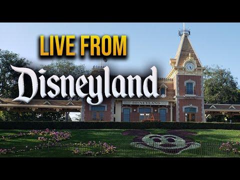 Live from Disneyland
