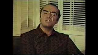 ERNEST BORGNINE - THE WORD IS TENDERNESS (1973)