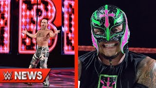 Shawn Michaels In-Ring Return CONFIRMED?! Rey Mysterio Return Details! - WWE News Ep. 185