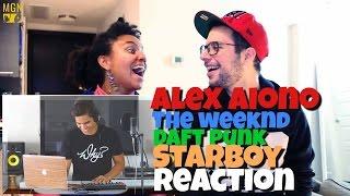 Alex Aiono - Starboy (The Weeknd & Daft Punk) Reaction