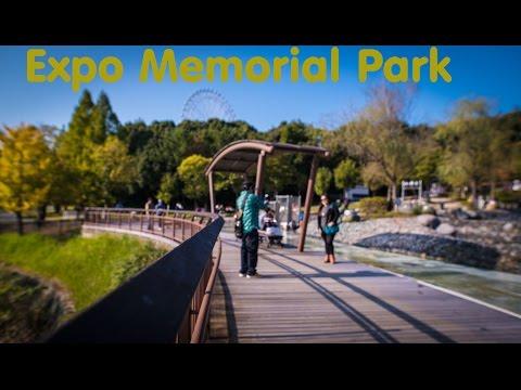 Morikoro Park (Expo Memorial Park) 2016