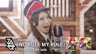 zaq 2nd album no rule my rule music video short size