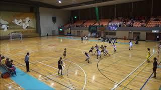 令和元年度 福岡県高等学校ハンドボール選手権大会女子3位
