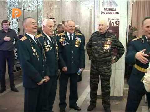 Костромские ракетчики отметили