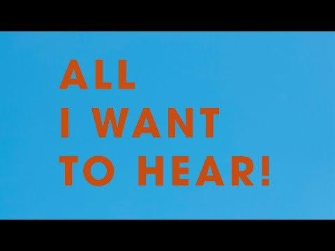 All I Want To Hear (ÅÅÅ) (Official Audio)