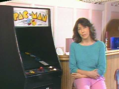 Lily Tomlin Opens Up About Her Pac Man Addiction 1982