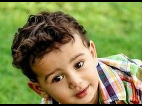 Hairstyles For Kids Boys With Curly Hair Youtube