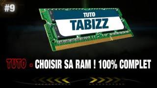 Tuto | Choisir sa RAM PC Portable | 100% Complet