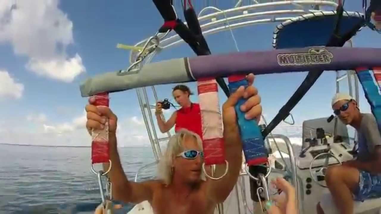 Parasailing Daytona Beach Fl Go Pro